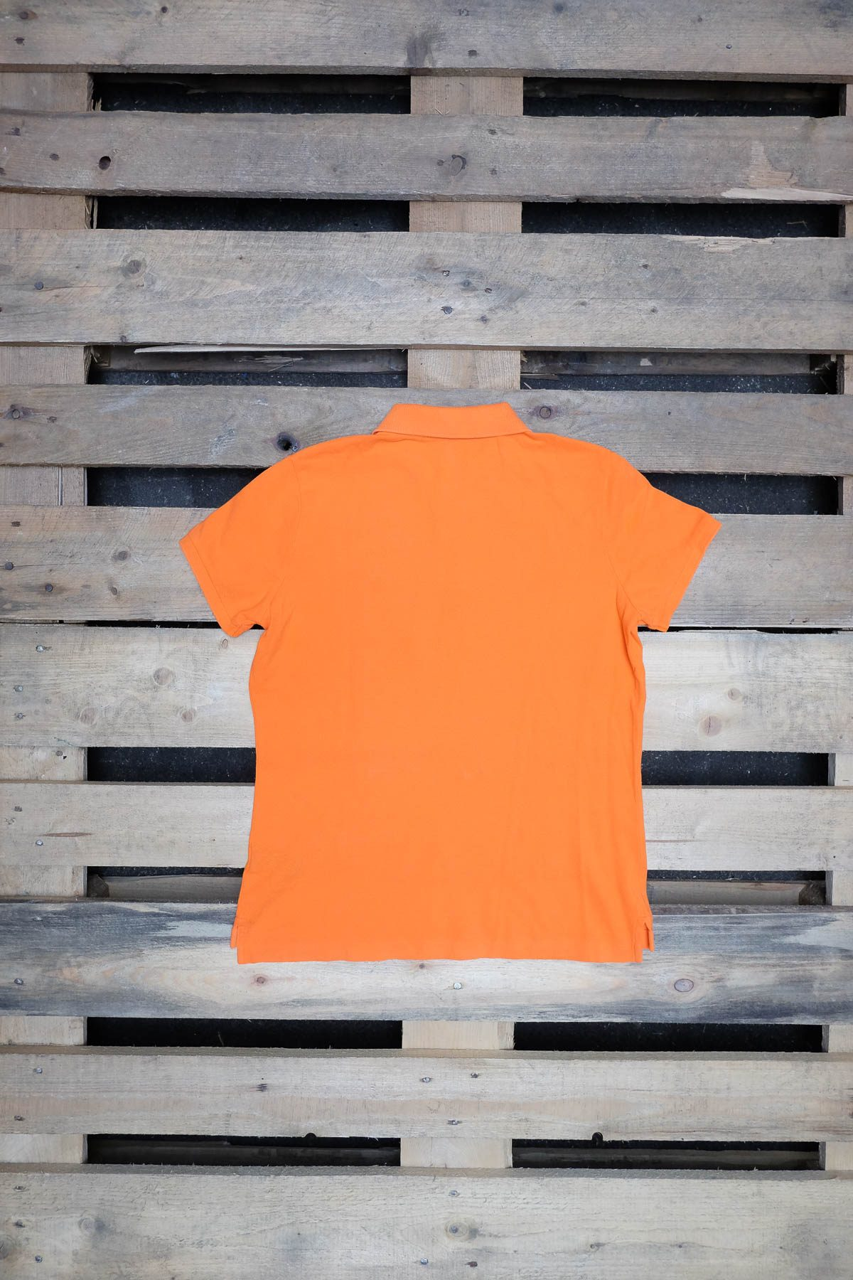 Ralph Lauren T-SHIRT POLO VINTAGE Orange