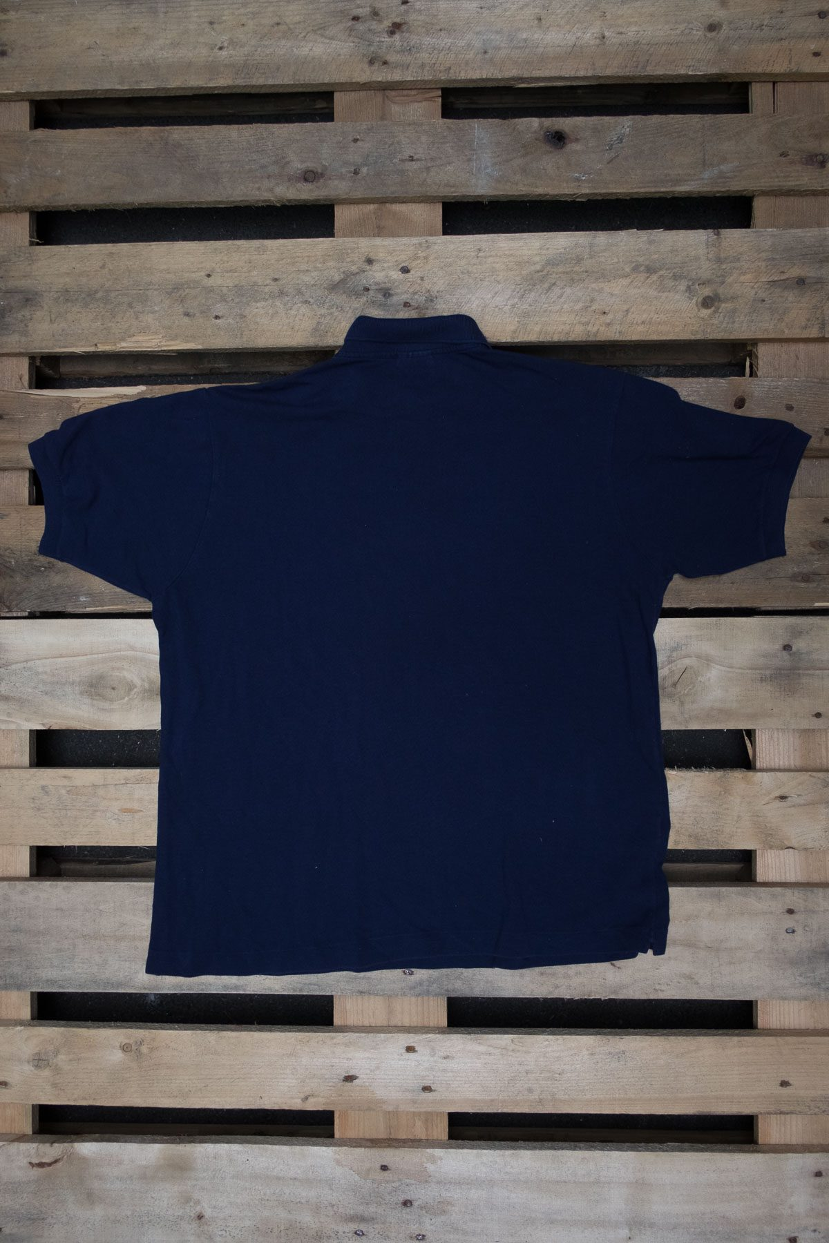 Lacoste T-SHIRT POLO VINTAGE Blue