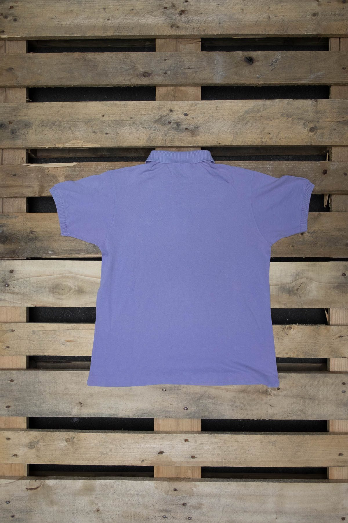 Lacoste T-SHIRT POLO VINTAGE Lilac