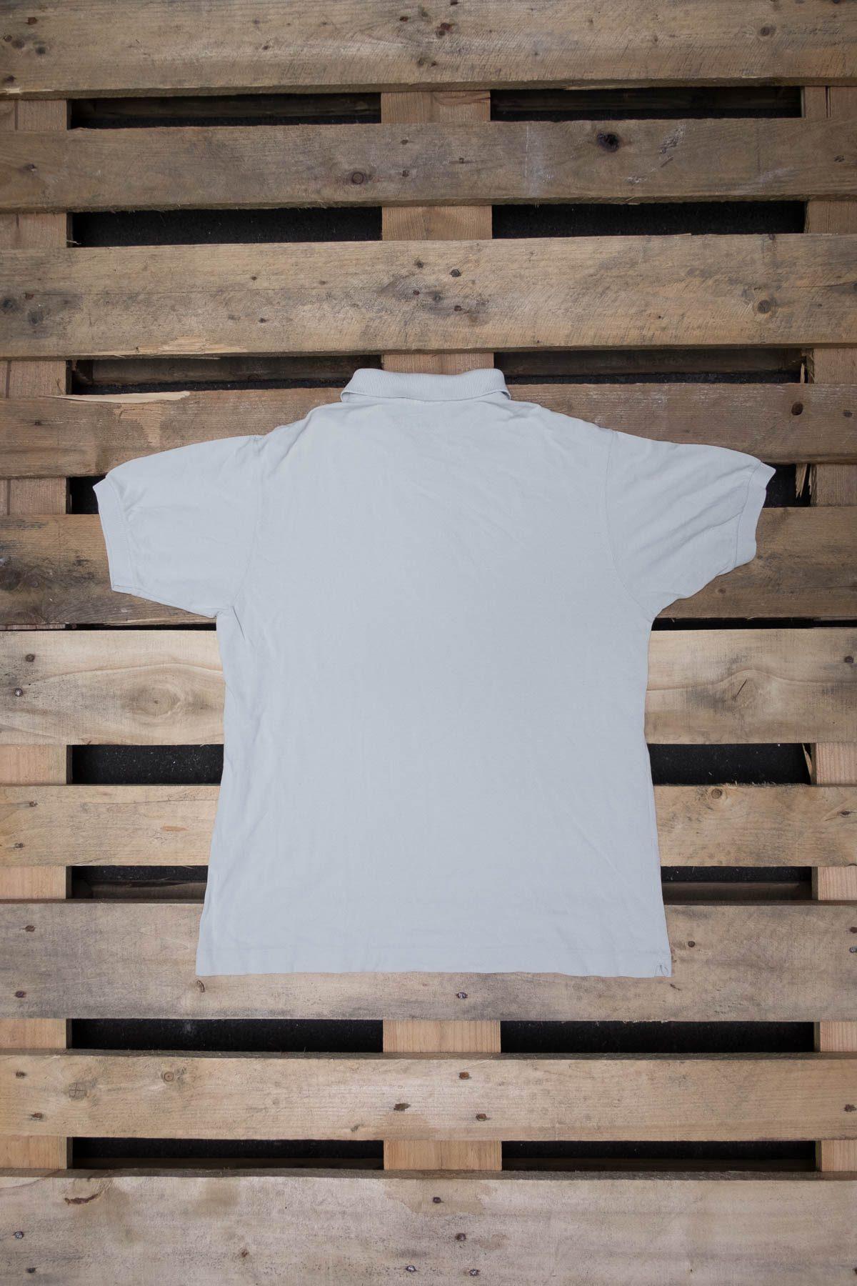 Lacoste T-SHIRT POLO VINTAGE White