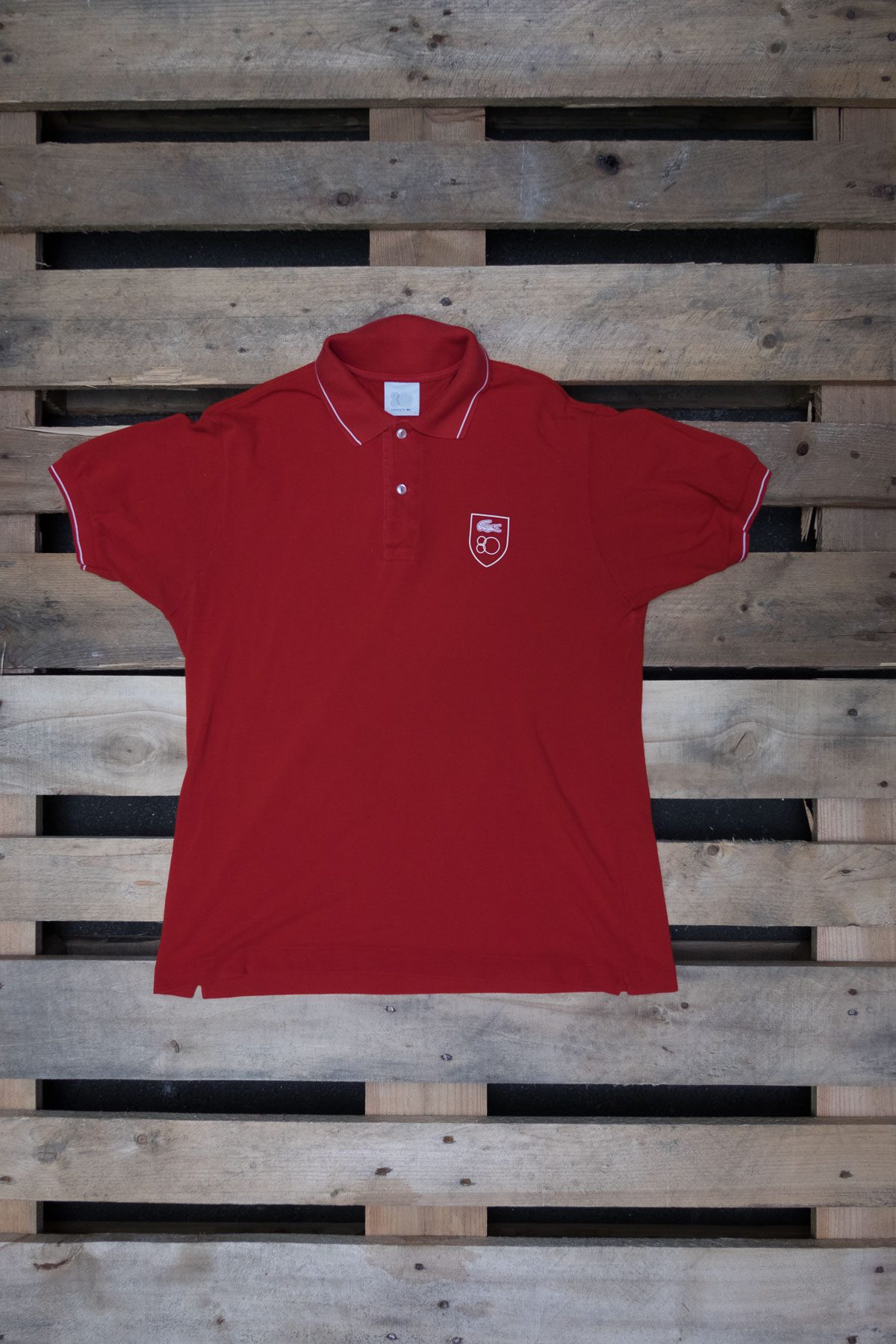 Lacoste T-SHIRT POLO VINTAGE Limited Edition