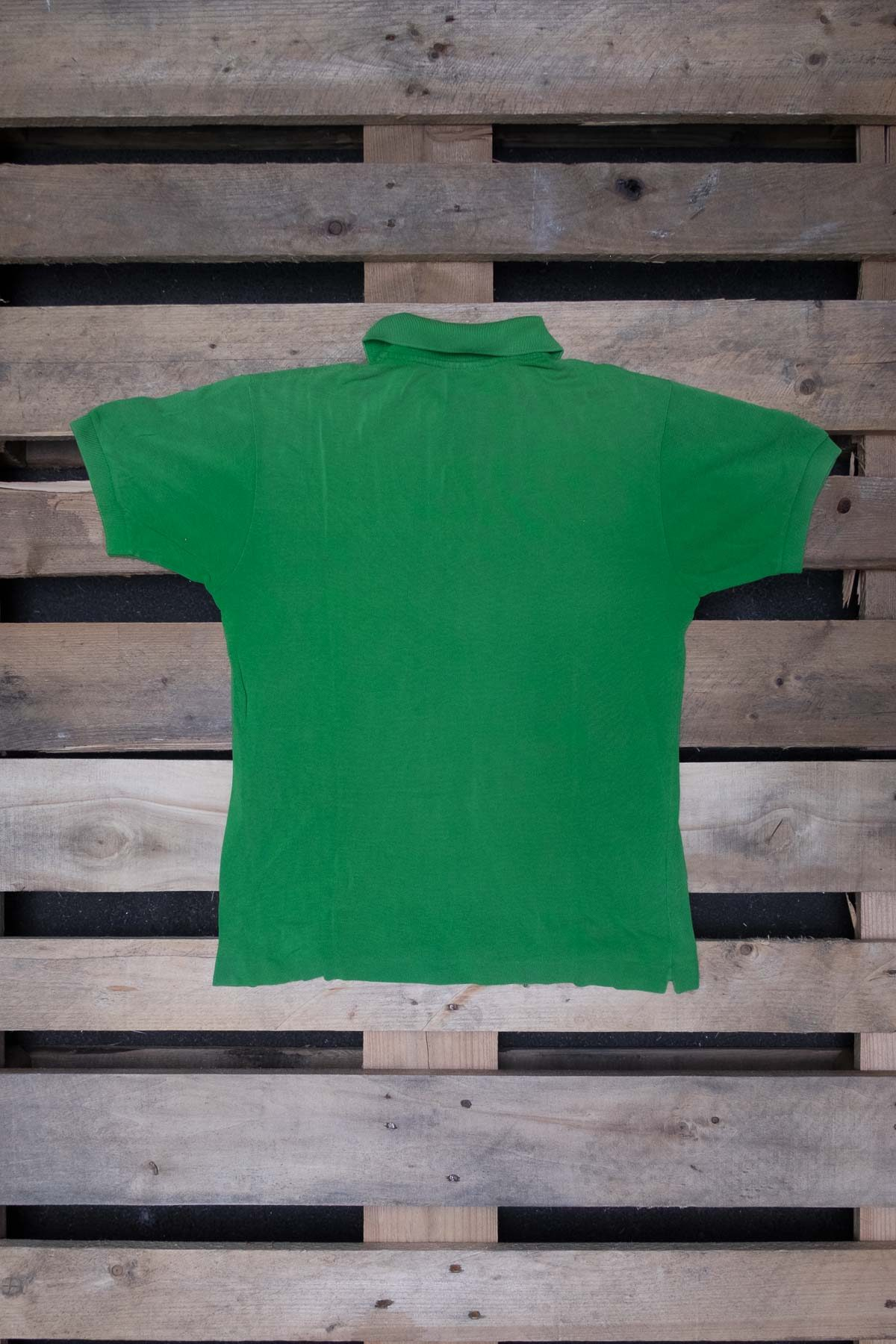 Lacoste T-SHIRT POLO VINTAGE Green