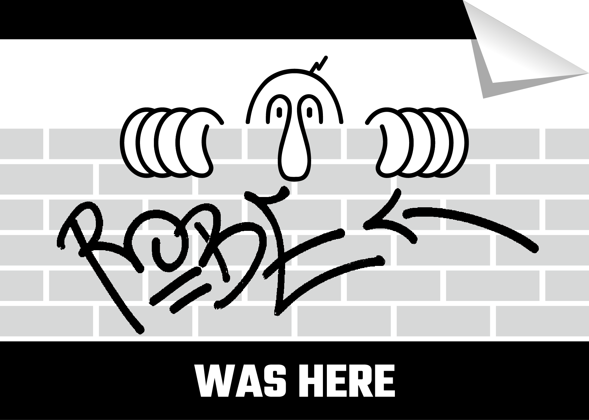 WAS HERE #11: ROBE