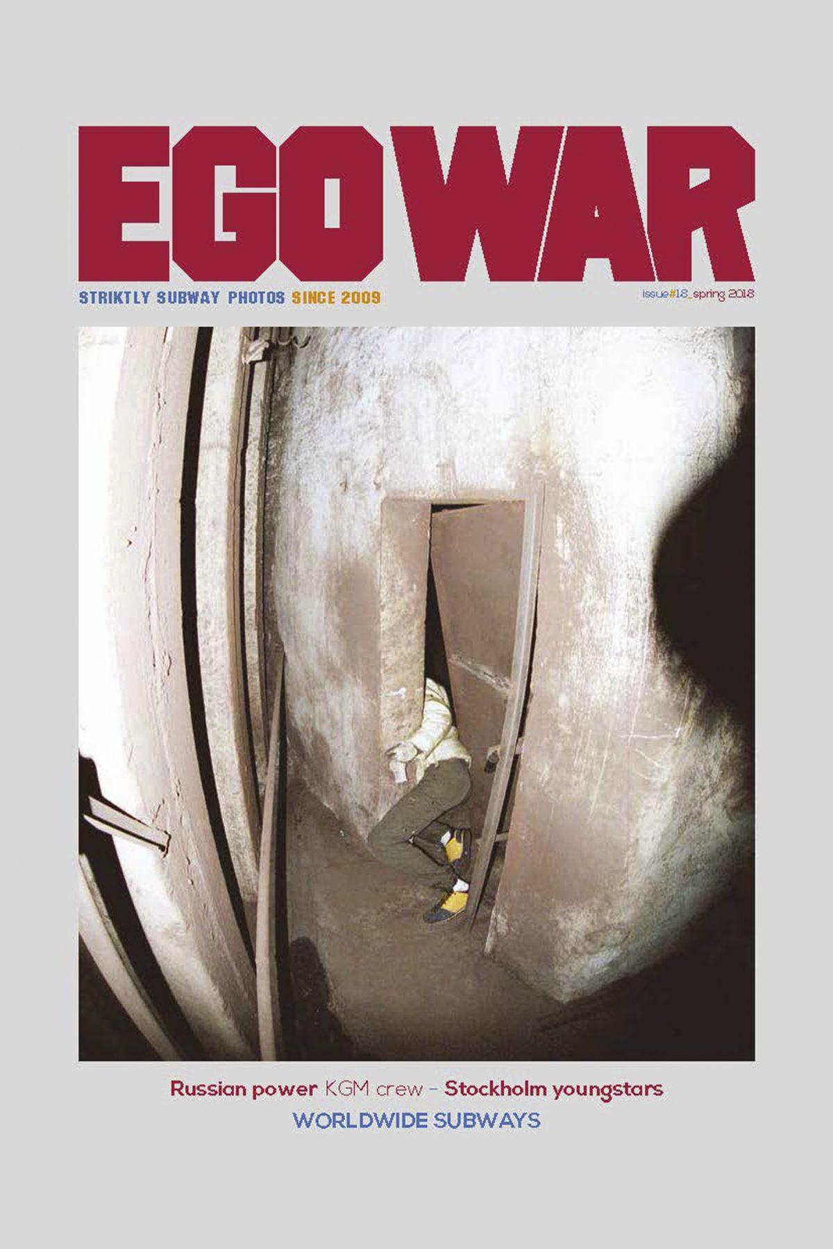 Egowar Magazine 18