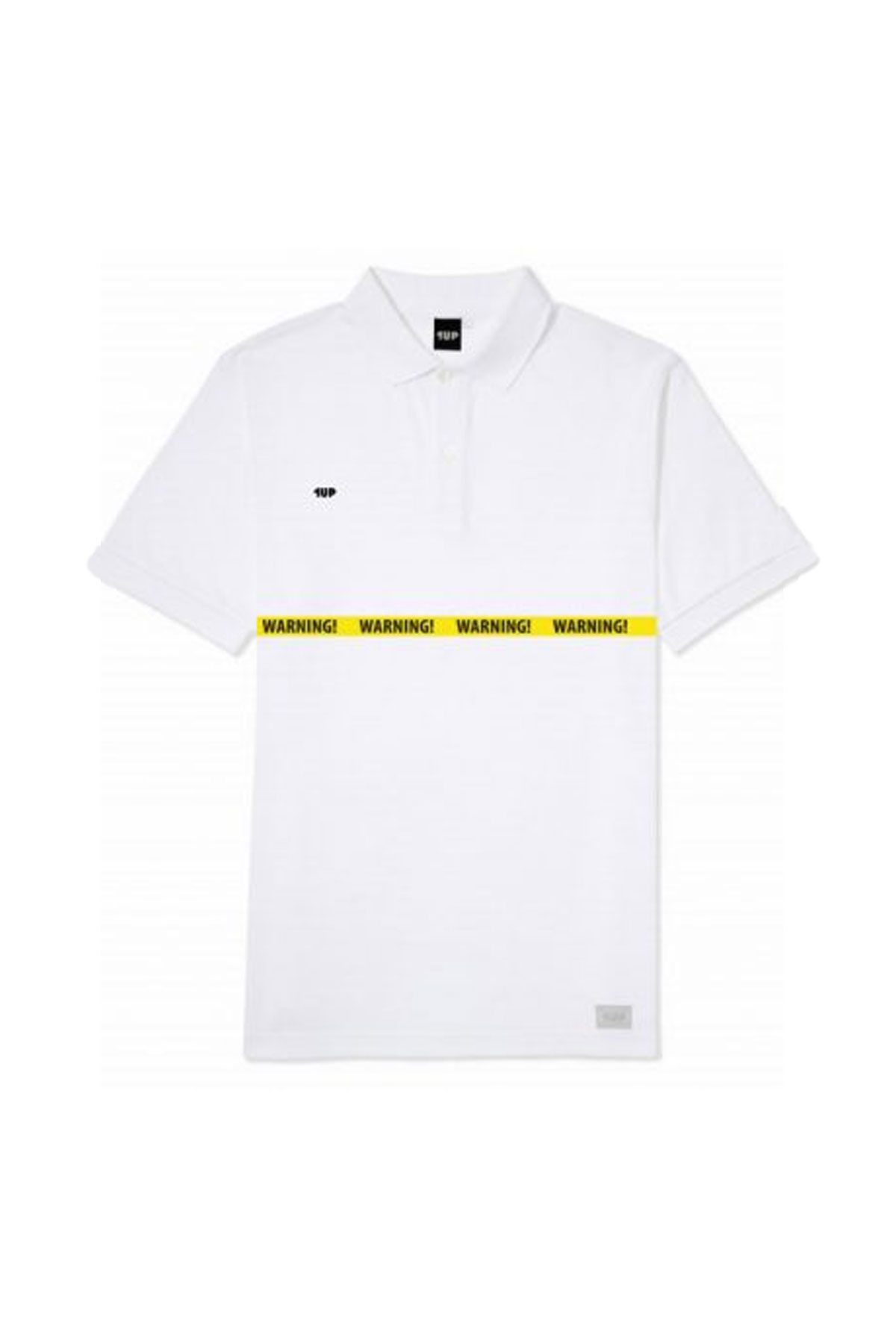 1UP WARNING Polo T-Shirt