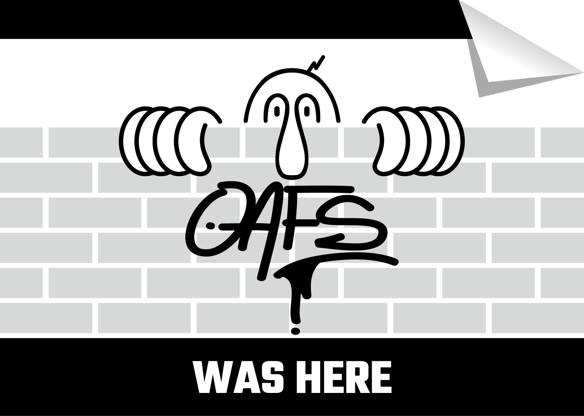 WAS HERE #14: OAFS