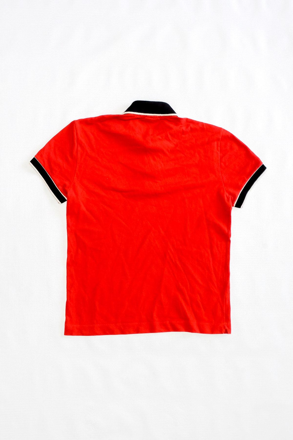 Lacoste POLO VINTAGE Redblack