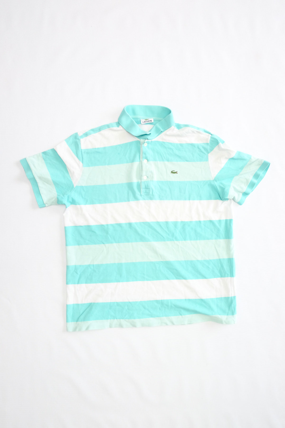 Lacoste POLO VINTAGE Righe