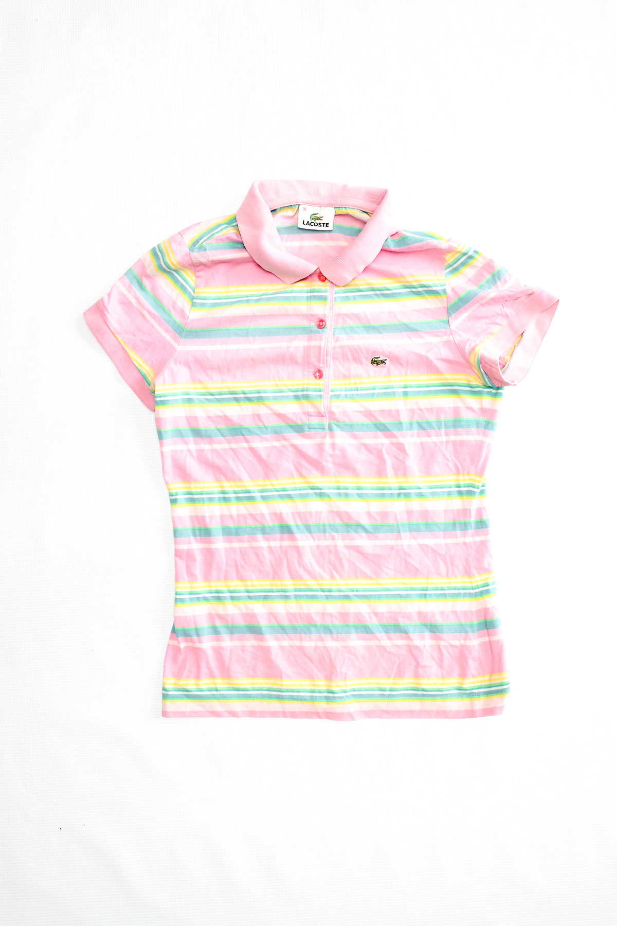 Lacoste POLO VINTAGE Pink
