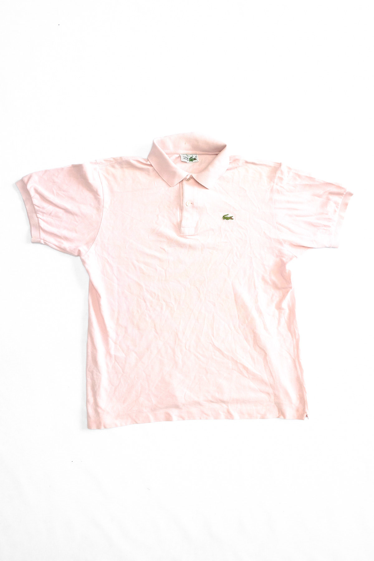 Lacoste POLO VINTAGE Pink Cadillac