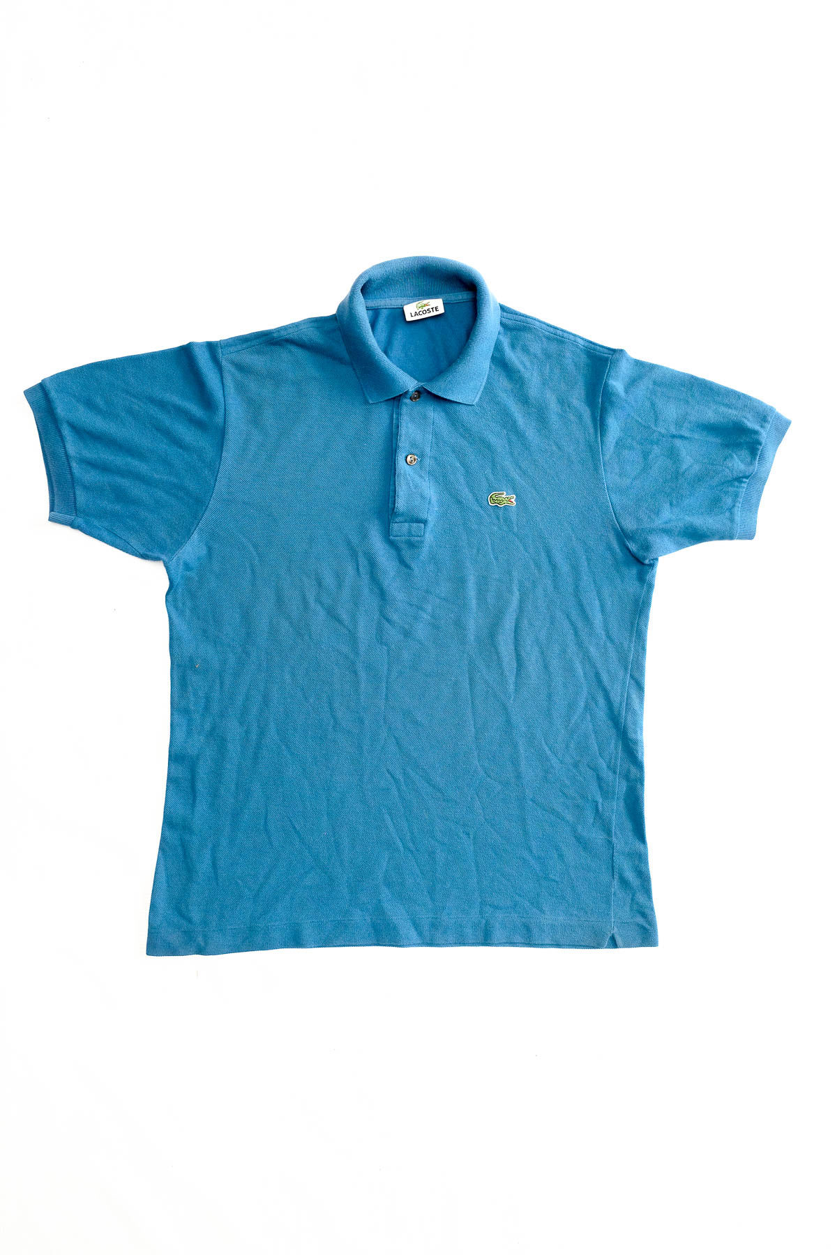 Lacoste POLO VINTAGE Light Blue