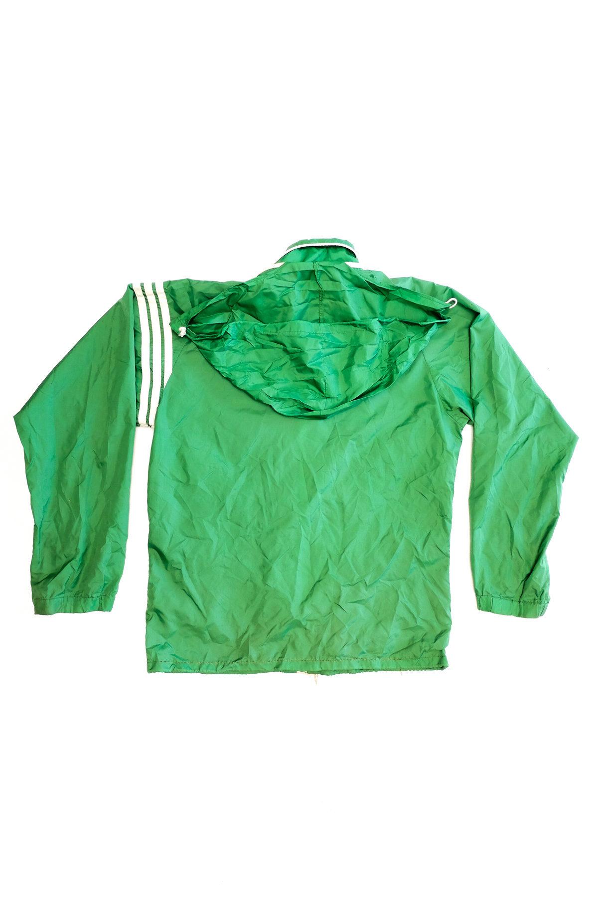 Adidas GIUBBINO VINTAGE Green