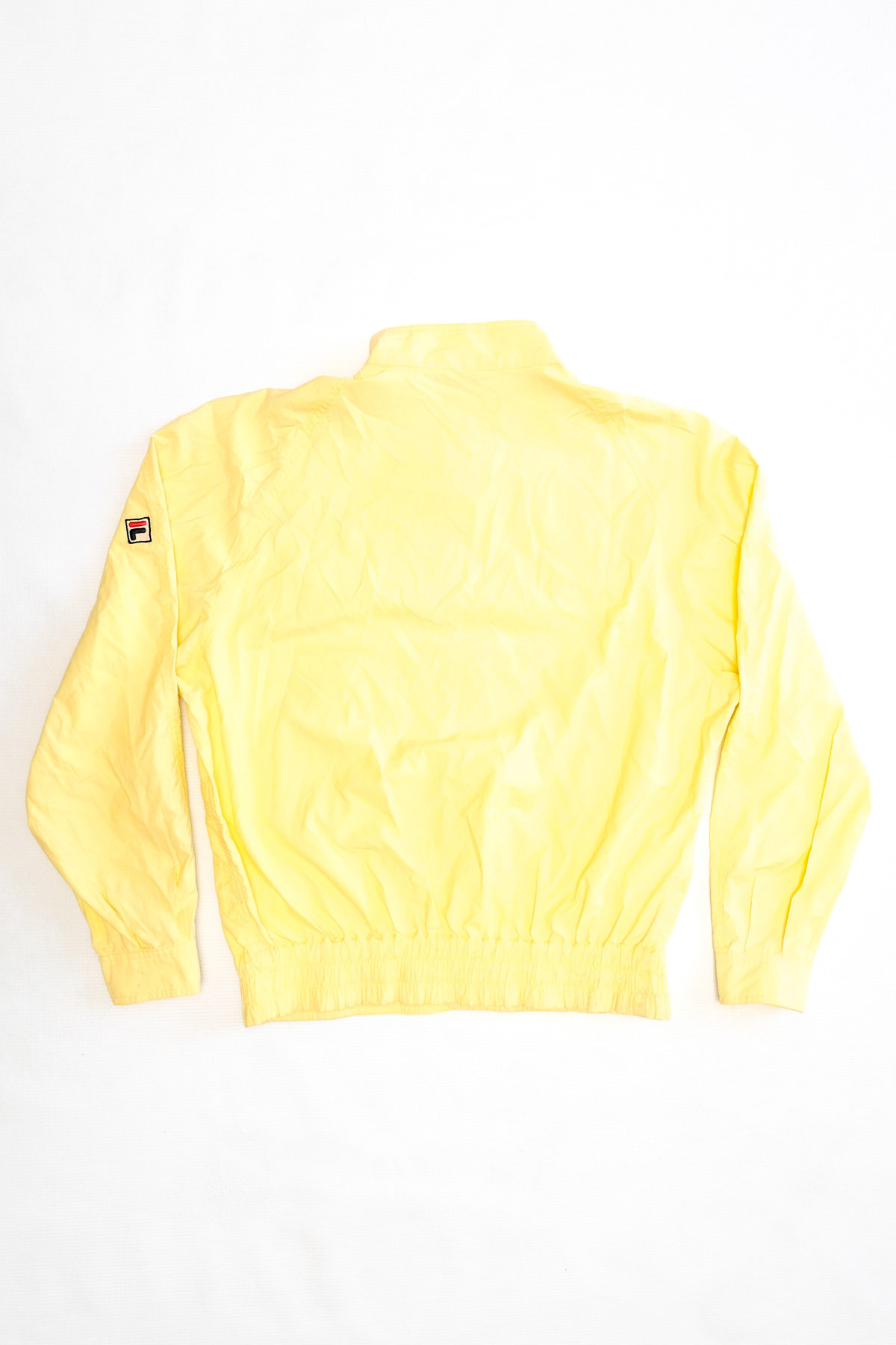 Fila GIUBBINO VINTAGE Yellow