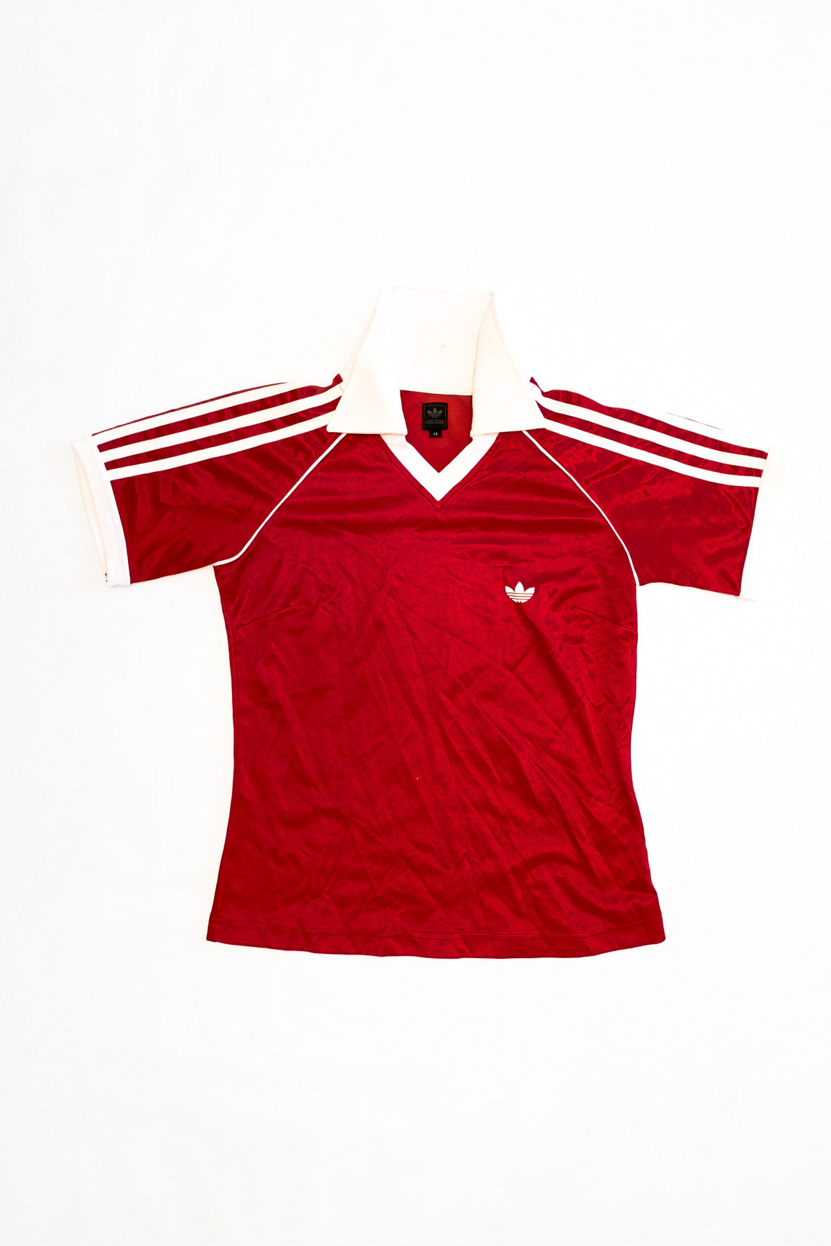 Adidas T-SHIRT VINTAGE Red