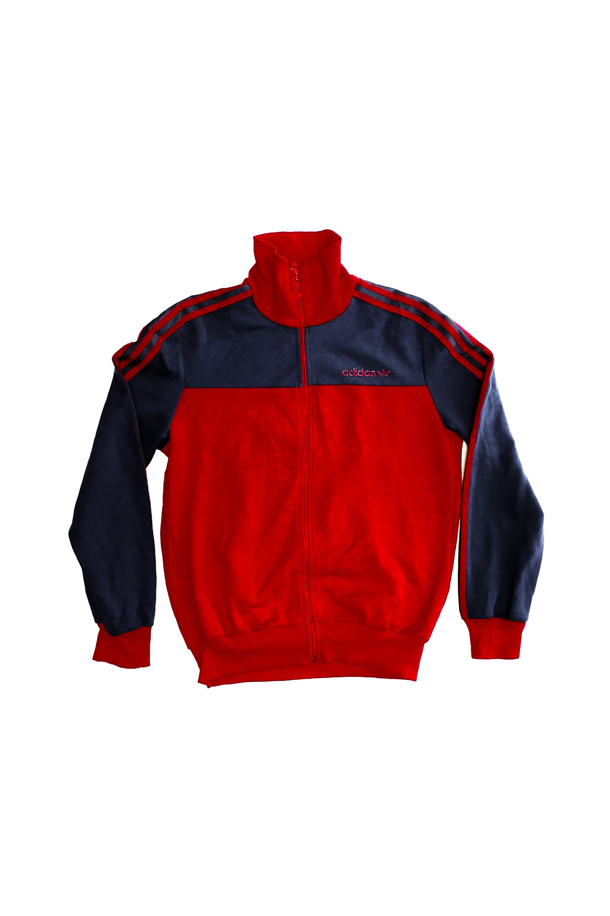 Adidas FELPA VINTAGE Red Blue