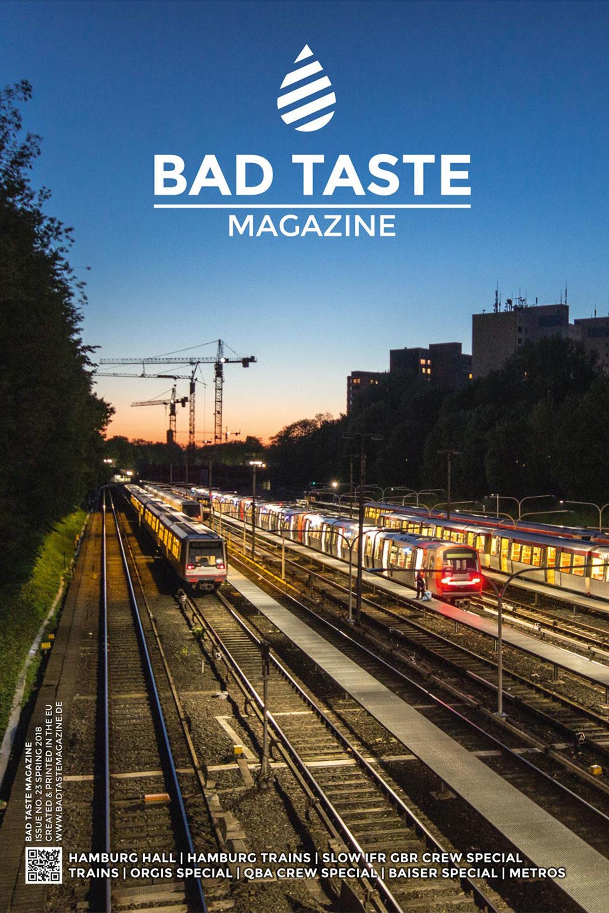 BAD TASTE #23 Magazine