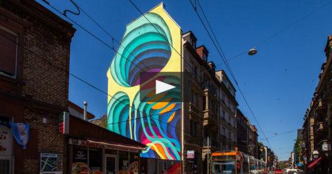 1010 – L'illusione che prende forma (Video)