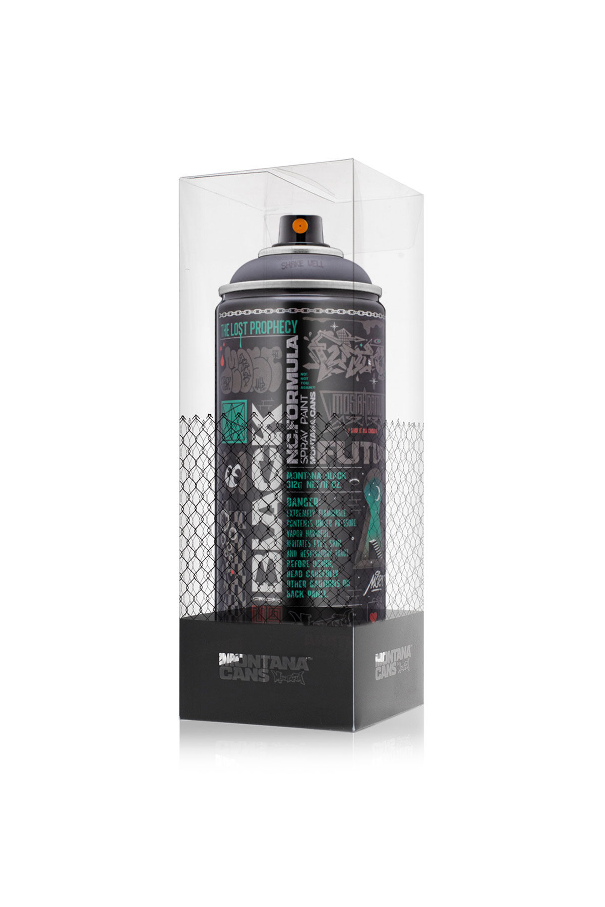 Montana BLACK ARTIST EDITION - MOST 400ml