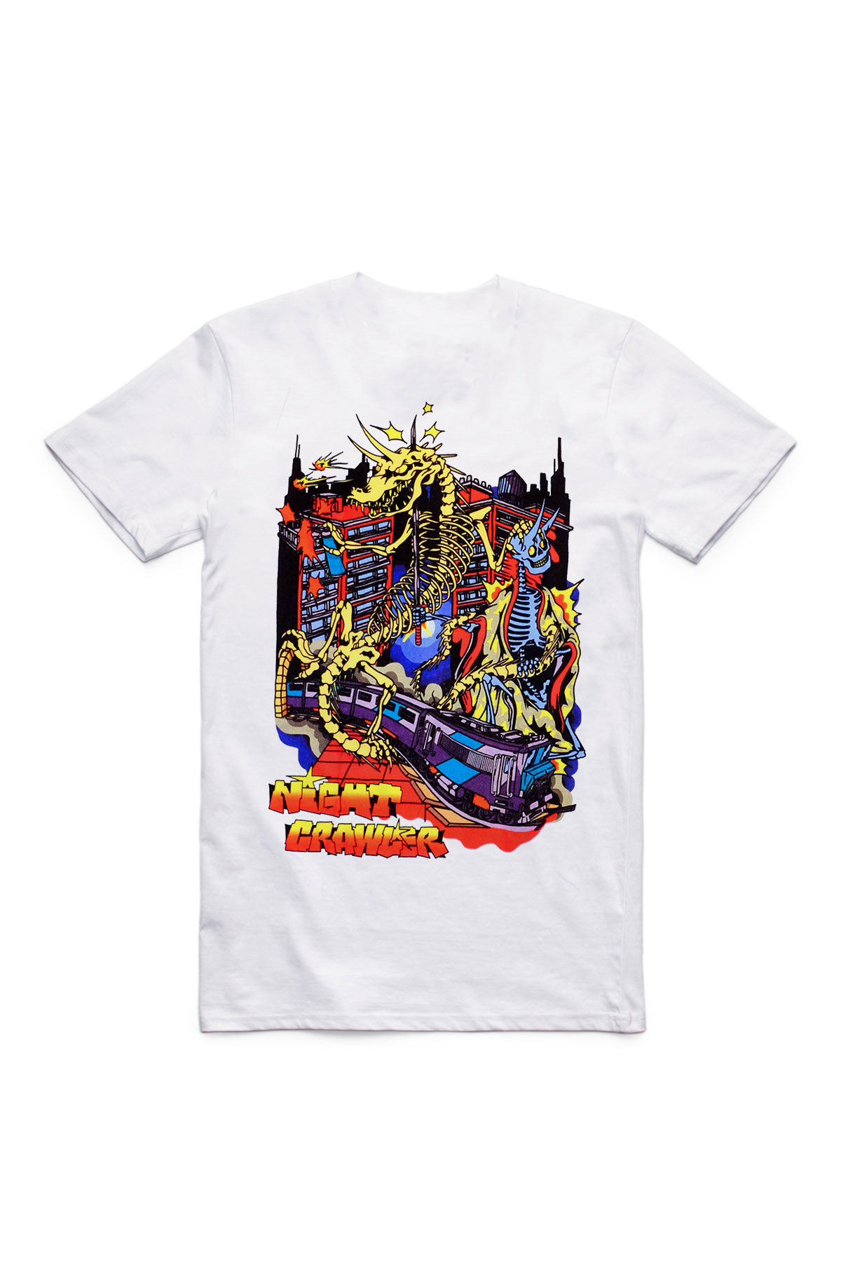 Reptil NIGHT CRAWLER T-Shirt