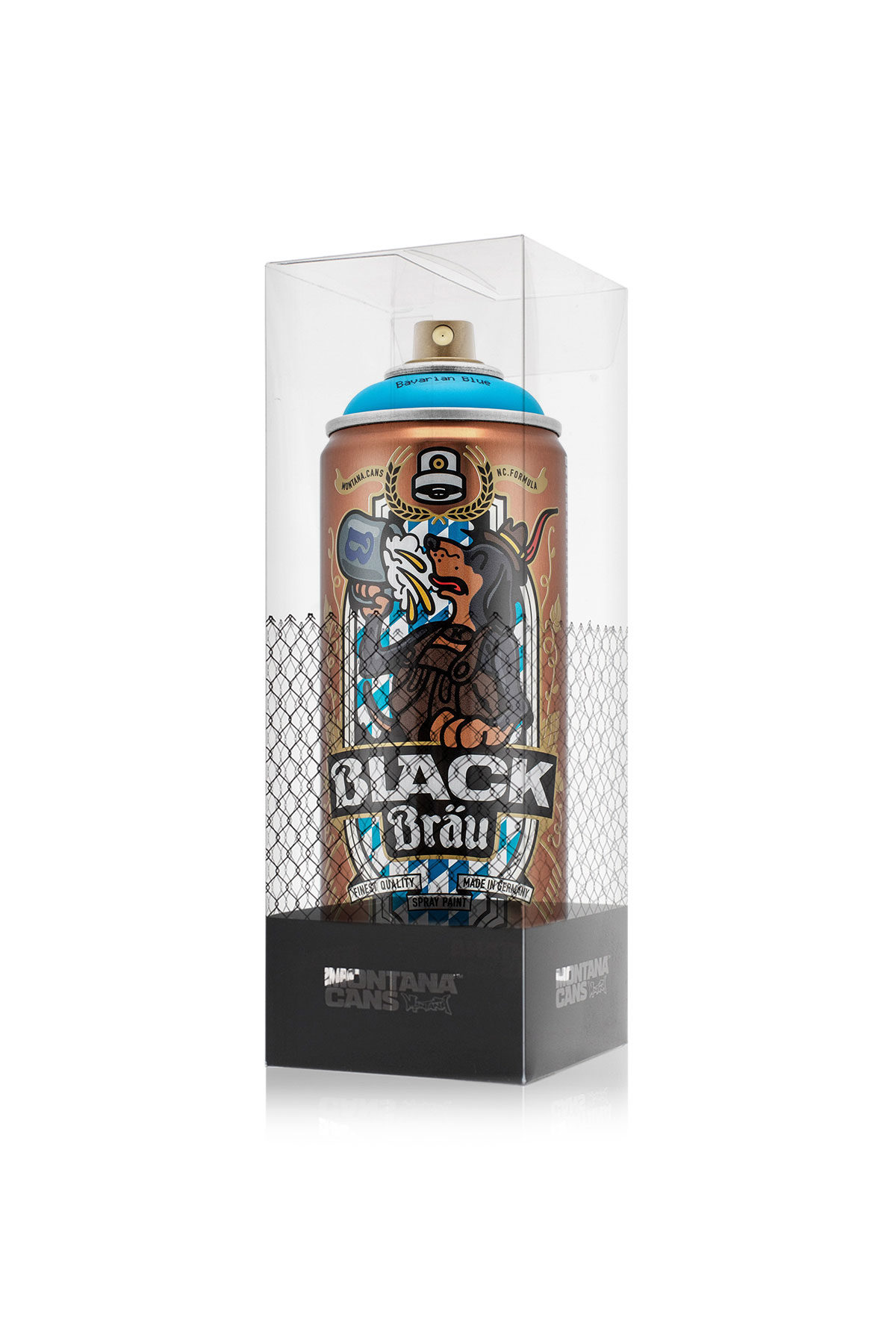 Montana BLACK BRAU EDITION 400ml