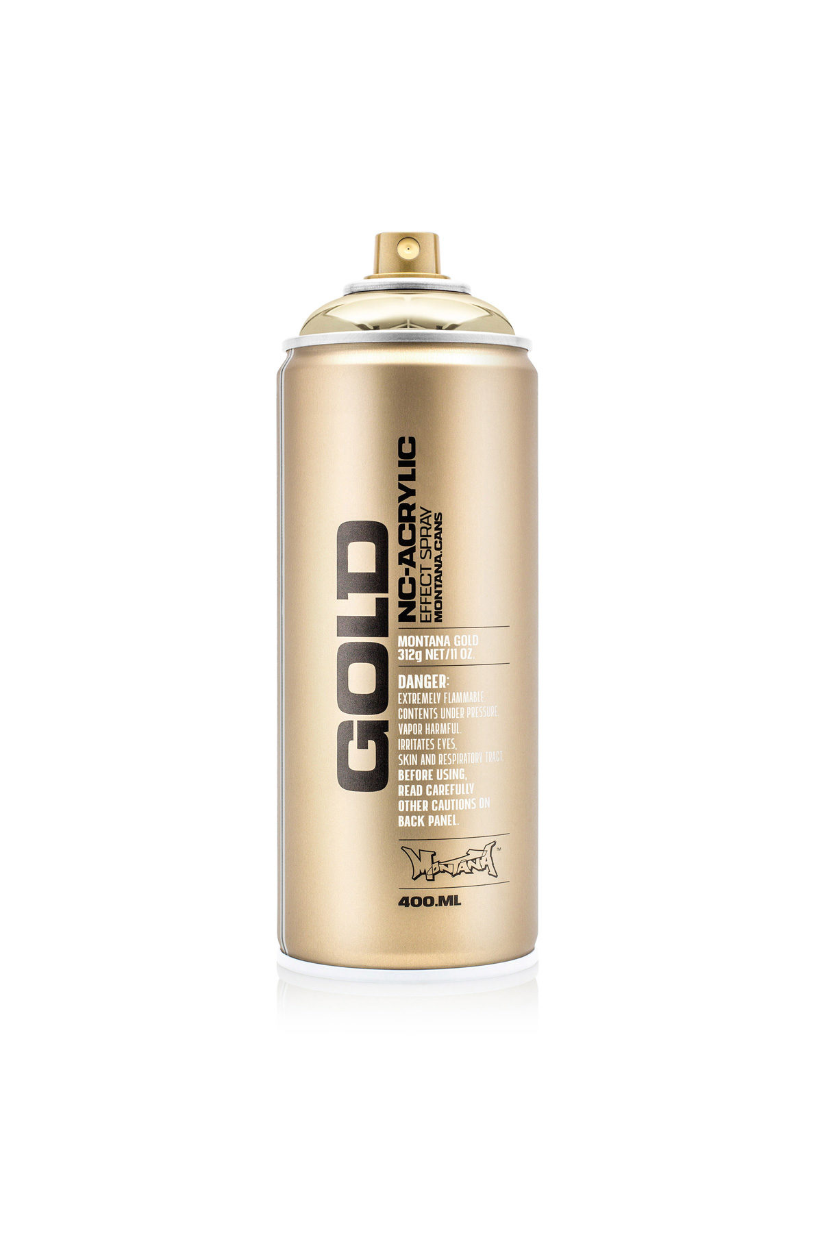 Montana GOLD Chrome Effect 400ml