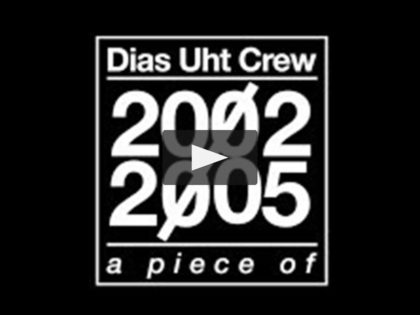 DIAS-UHT a piece of [Napoli graffiti lovers since 1995] (Video)