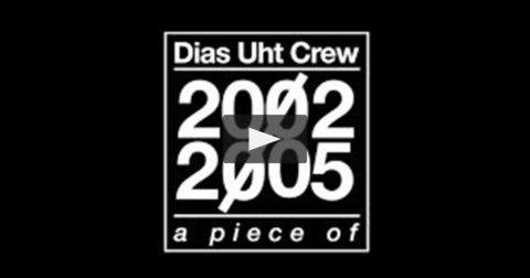 DIAS-UHT a piece of [Napoli graffiti lovers since 1995] (Video)