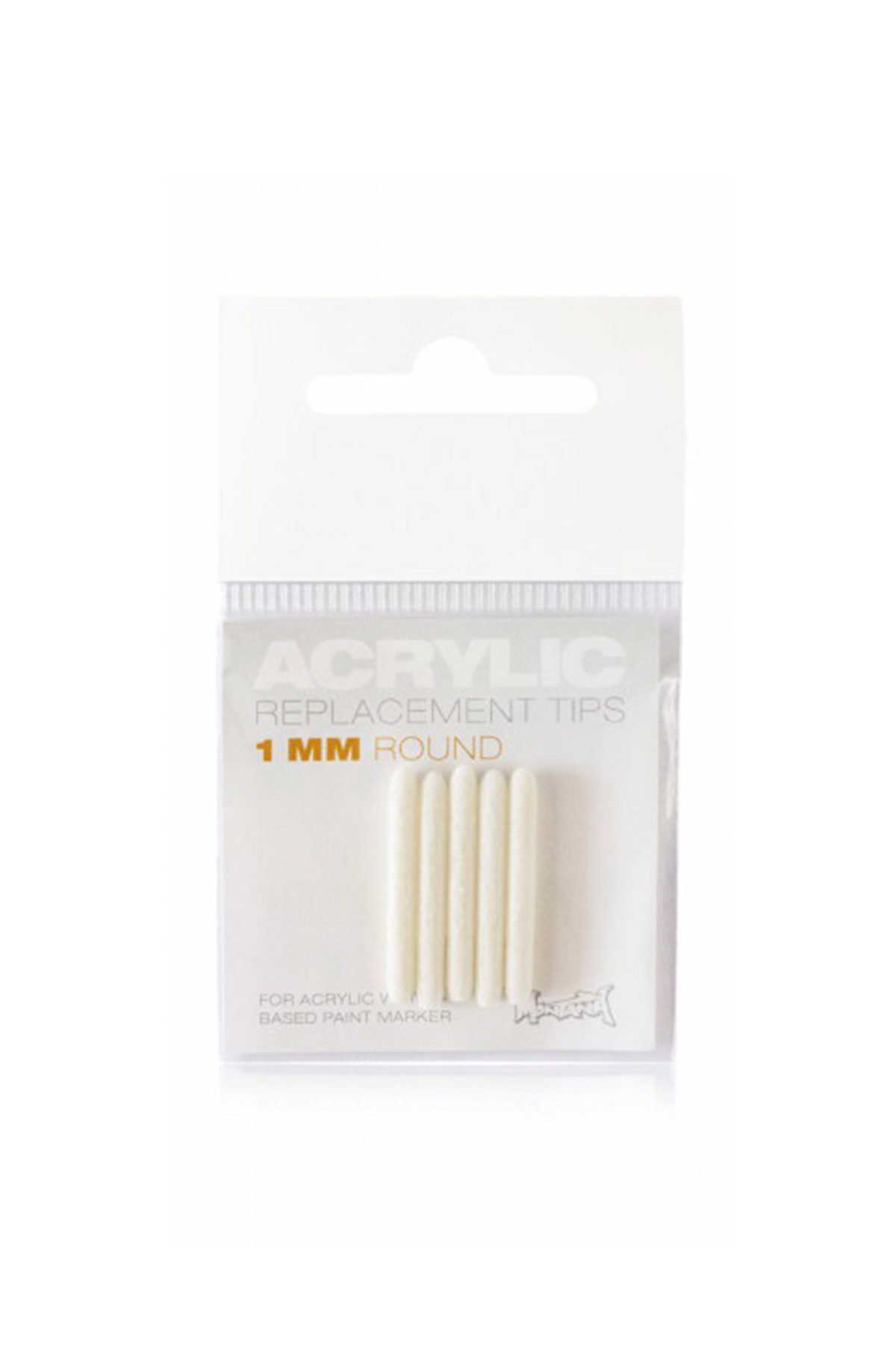 Montana ACRYLIC Tip Set 1mm
