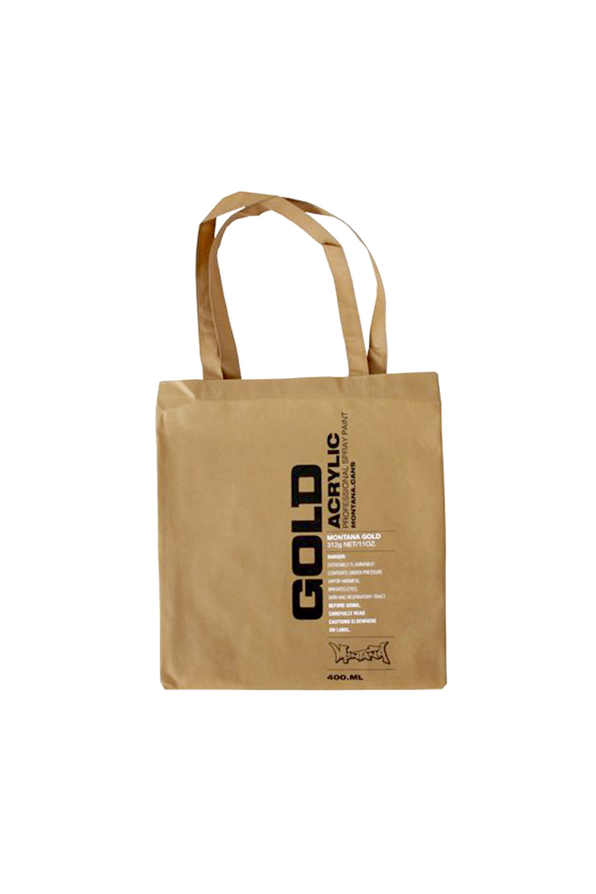 Montana PP BAG - Gold