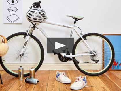 FAI DA TE: Personalizzare una bici con la Montana Nightglow
