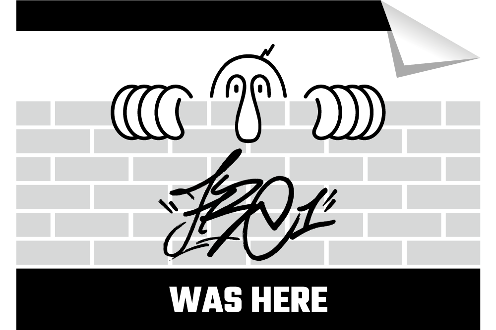 WAS HERE #21: FRE1
