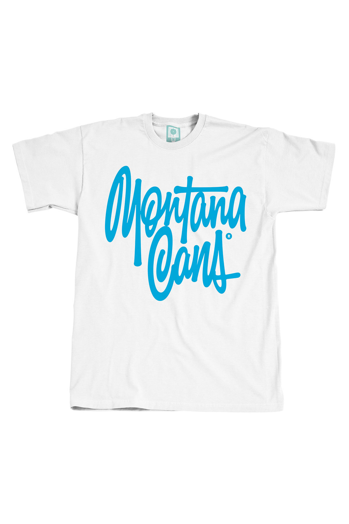 Montana TAG T-SHIRT White by Shapiro