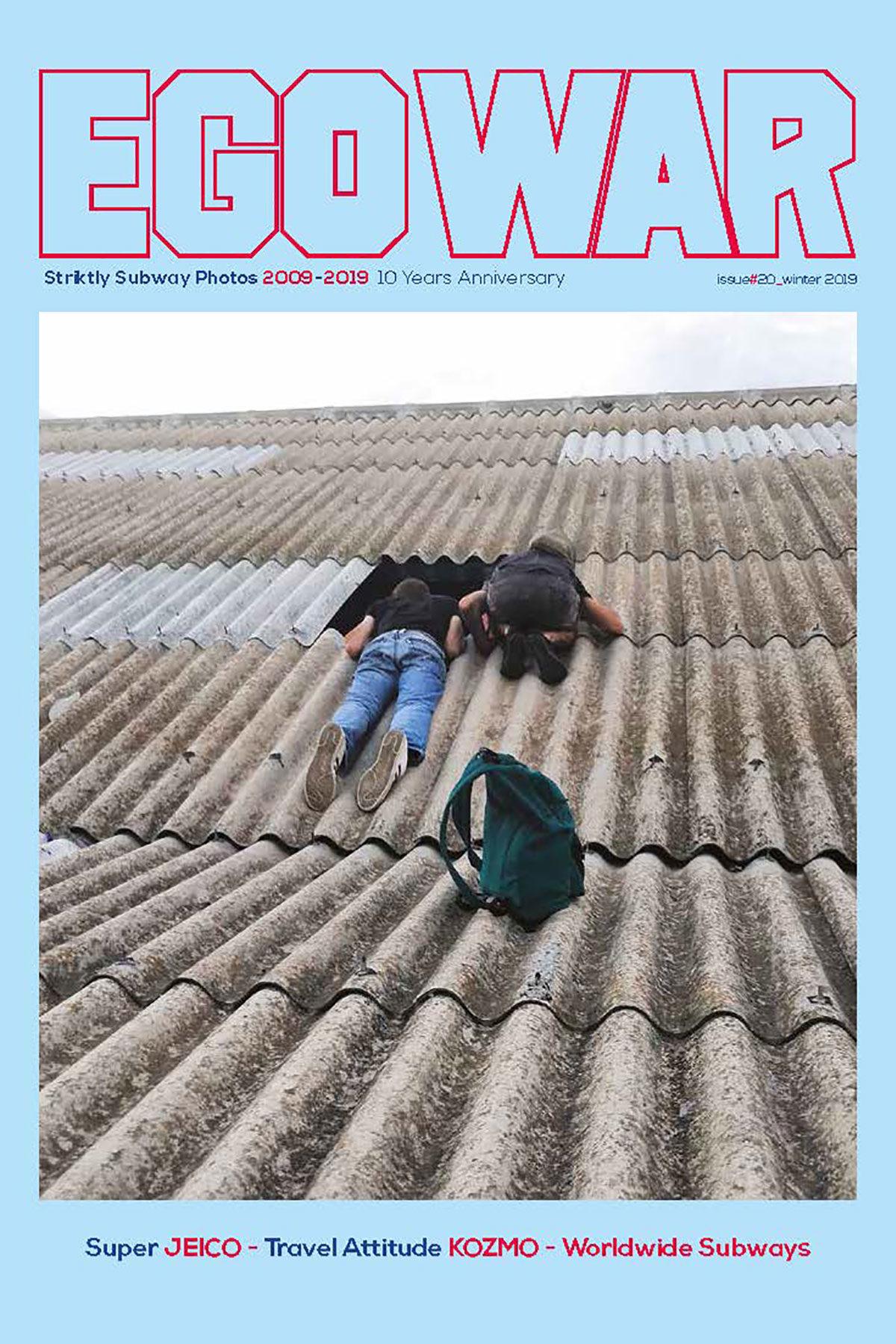 EGOWAR Magazine 20