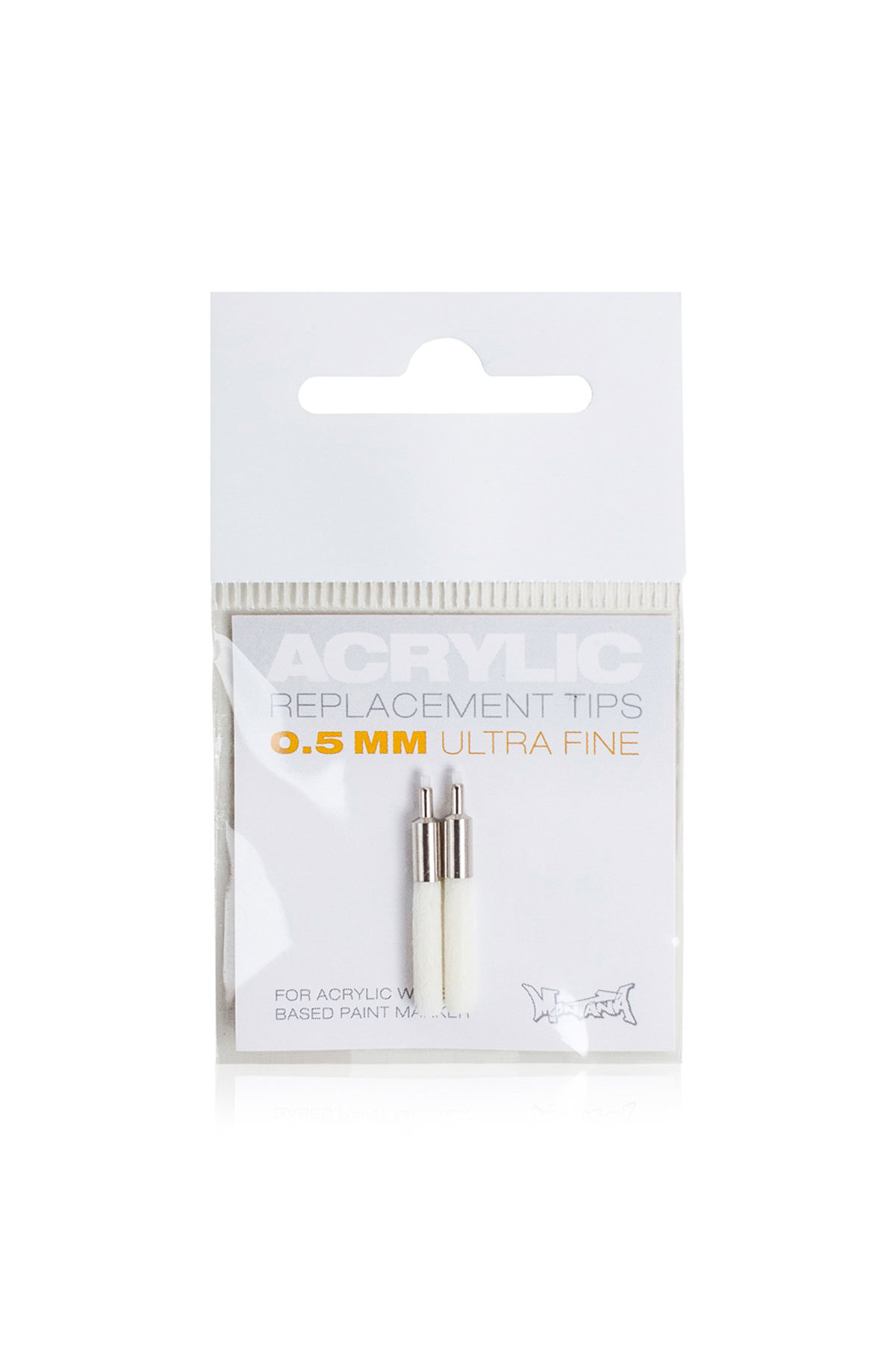 Montana ACRYLIC ULTRAFINE Tip Set 0.5mm