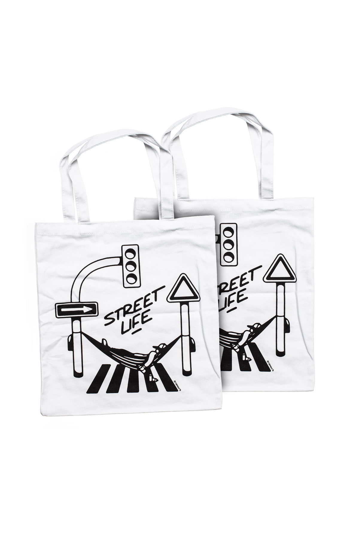 Montana STREET LIFE Cotton Bag