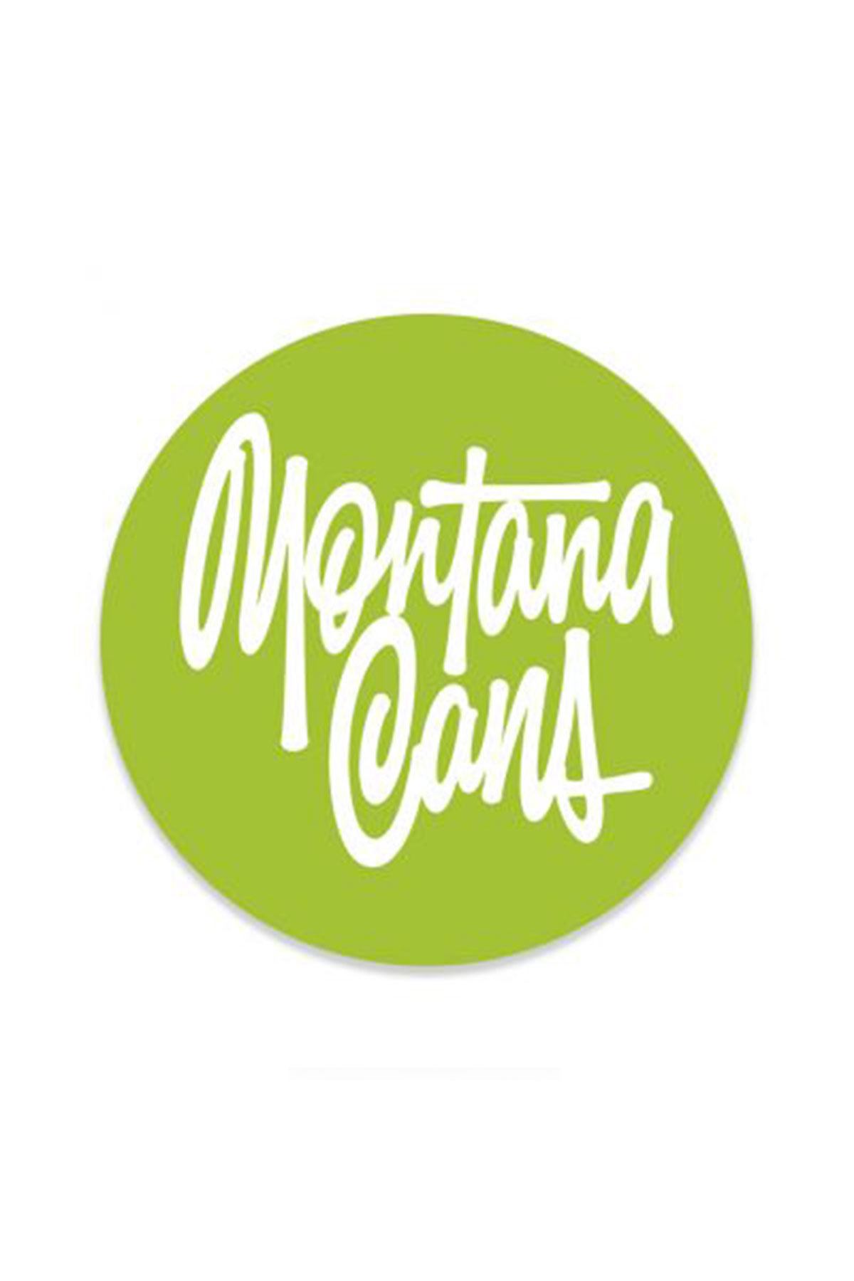 Montana sticker set