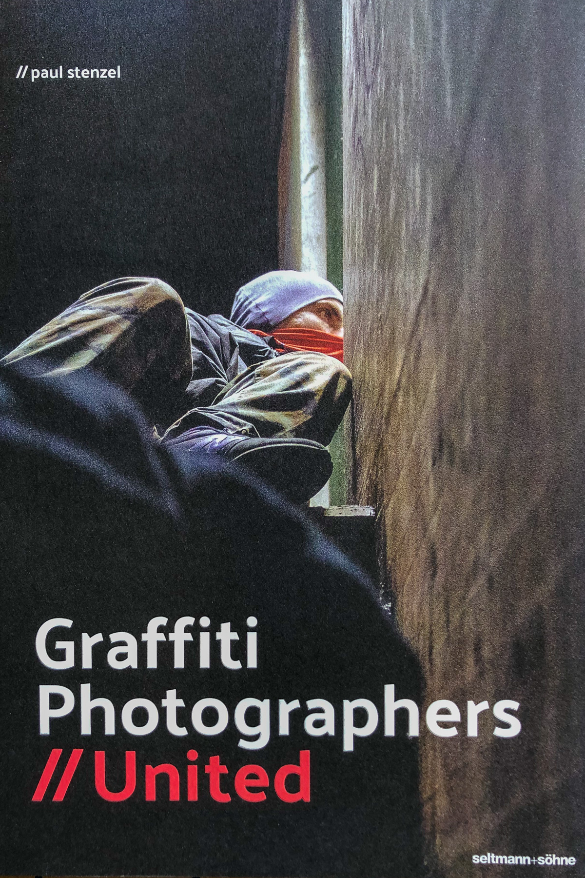 GRAFFITI PHOTOGRAPHERS UNITED di Paul Stenzel