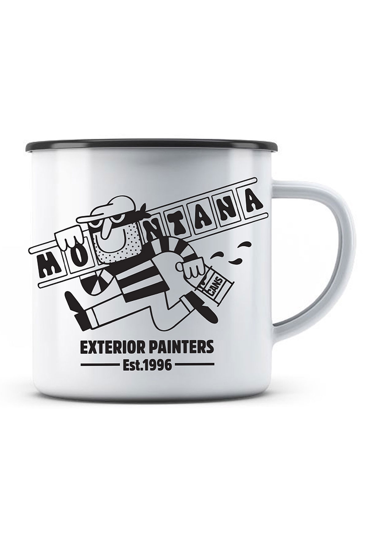 Montana EXTERIOR PAINTERS Tazza by 45RPM