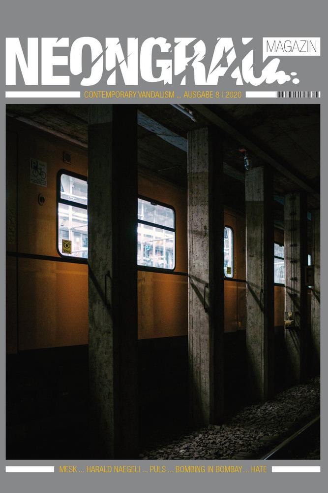 NEONGRAU Magazine 8
