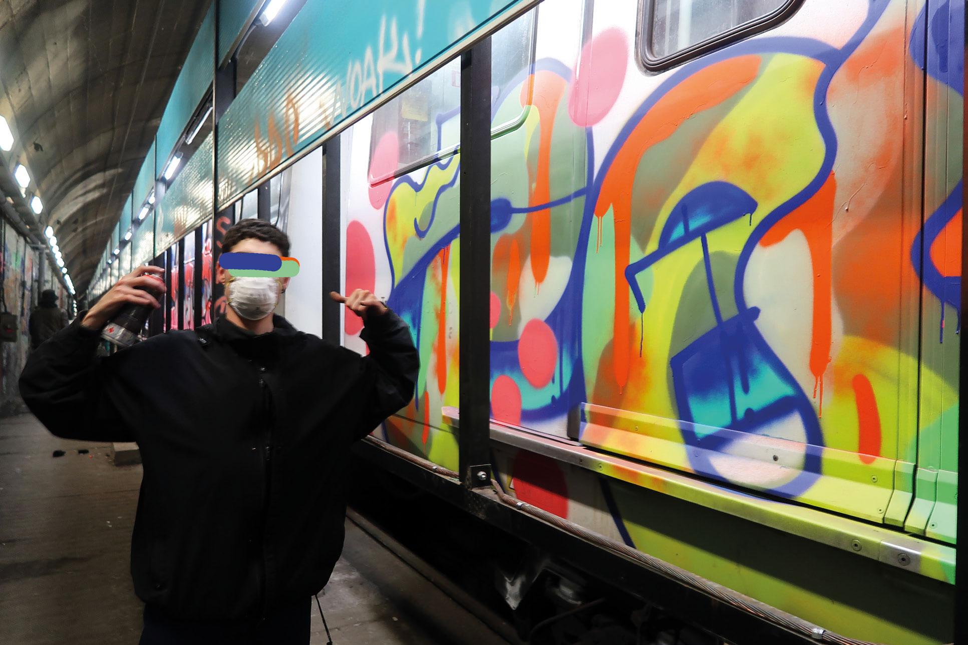 MTTC19 - Nuova fanzine di graffiti