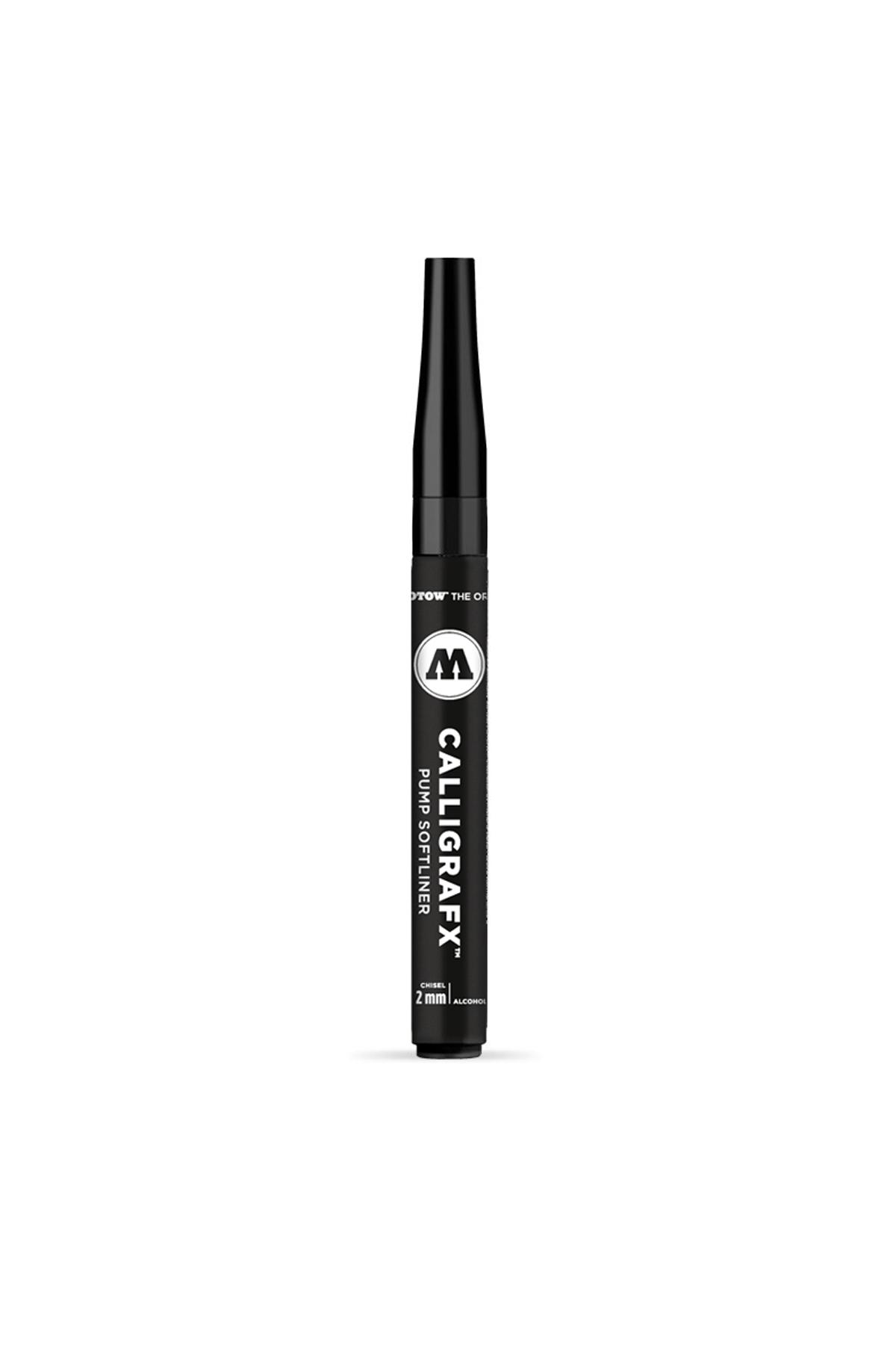 Molotow CALLIGRAFX SOFTLINER Marker 2mm