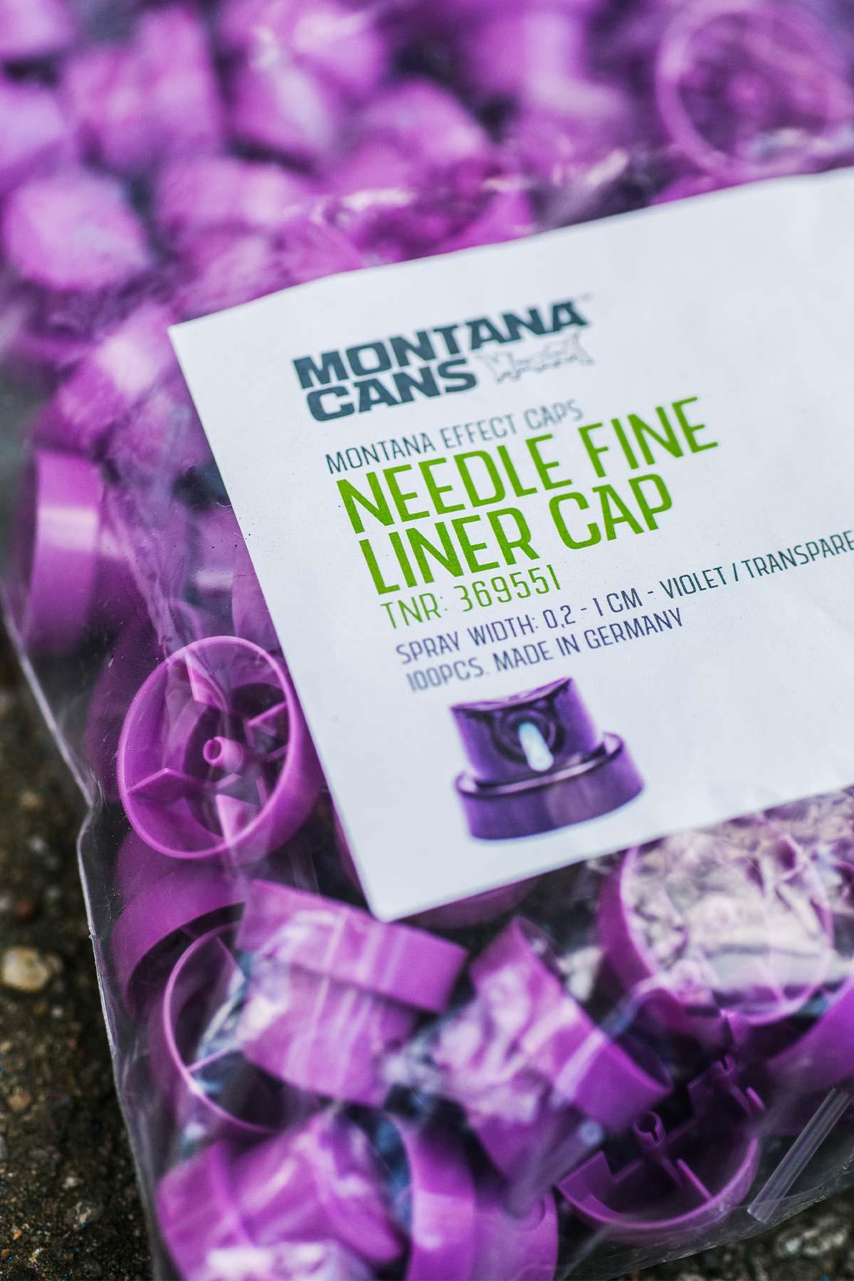 Montana NEEDLE FINE LINER Cap