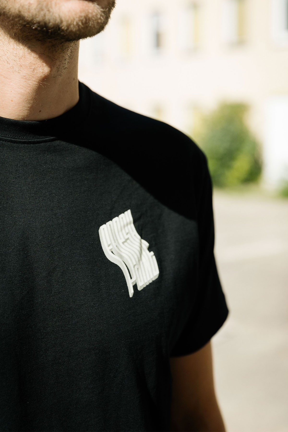 Montana FRESH PAINT 3D Black T-Shirt by Prefid