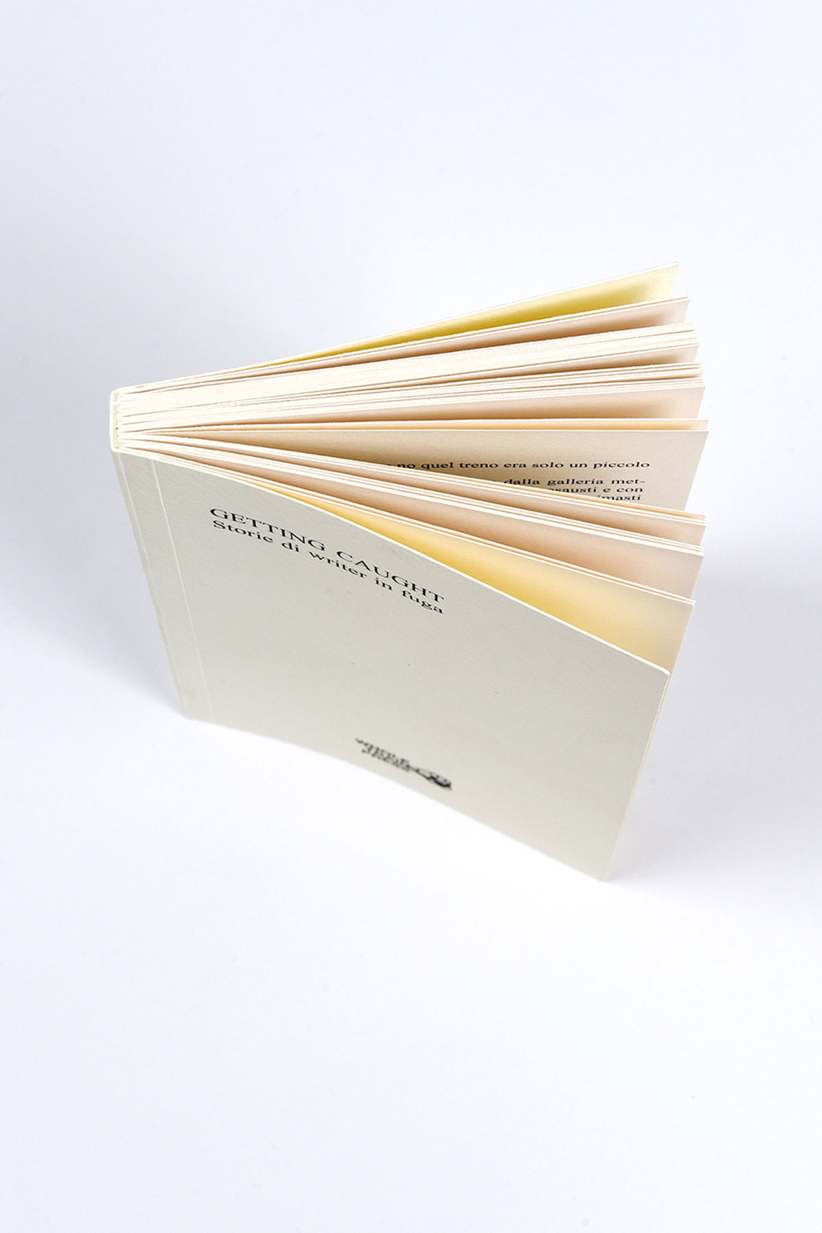 GETTING CAUGHT di Wholetrain Press (Edizione Italiana)