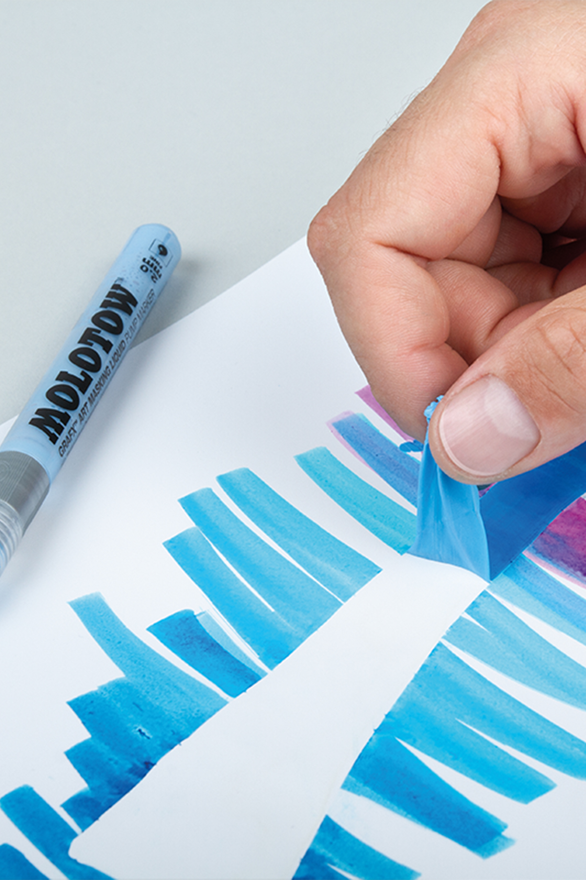 Molotow MASKING LIQUID Pen 4mm