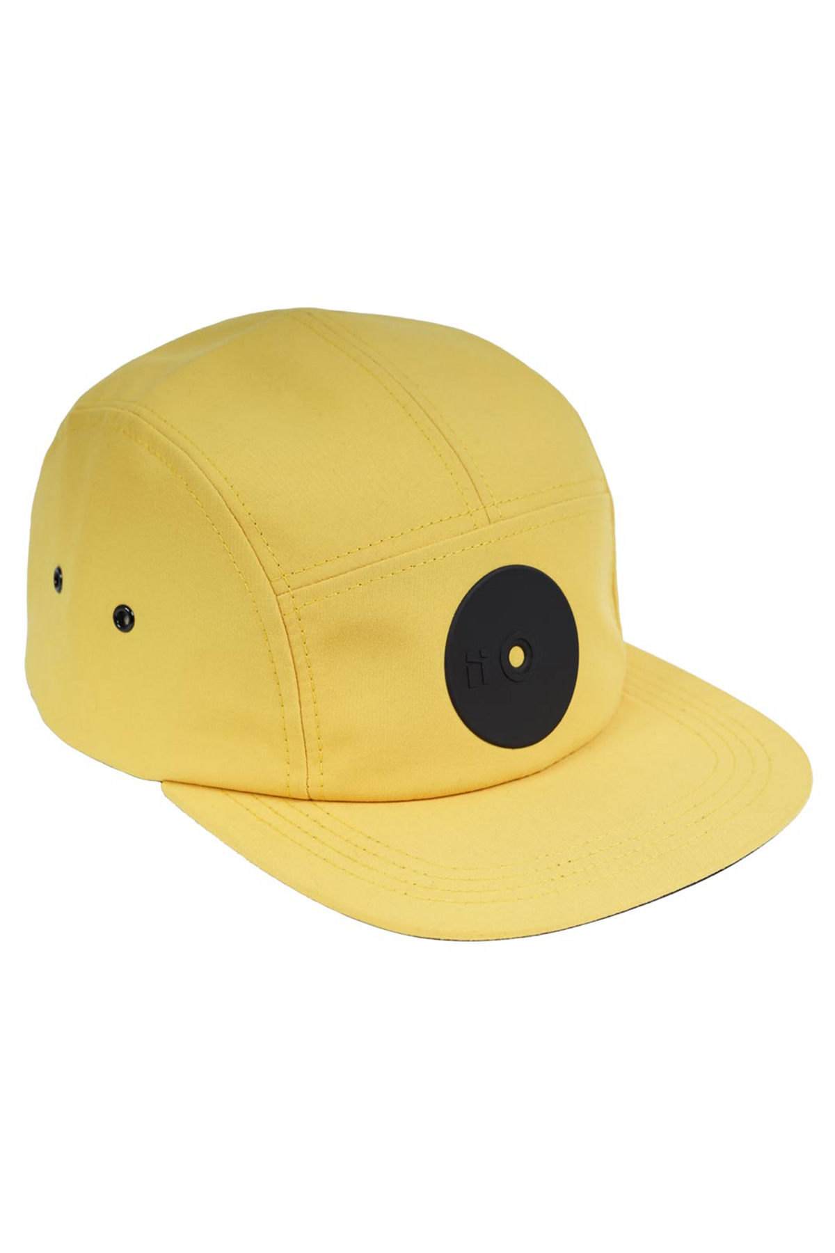 Mr. Serious YELLOW SUPER FAT Cap