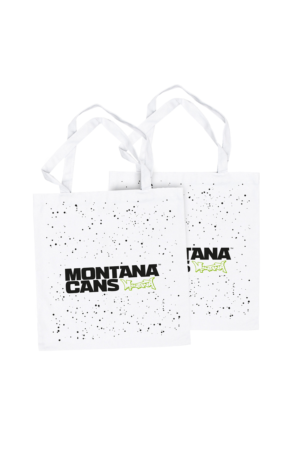 Montana TYPO+LOGO STARS Cotton Bag