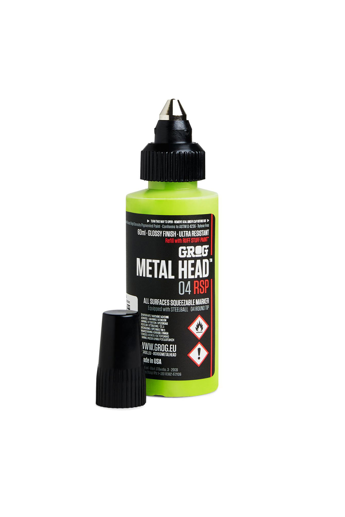 Grog METAL HEAD 04 RSP 4mm