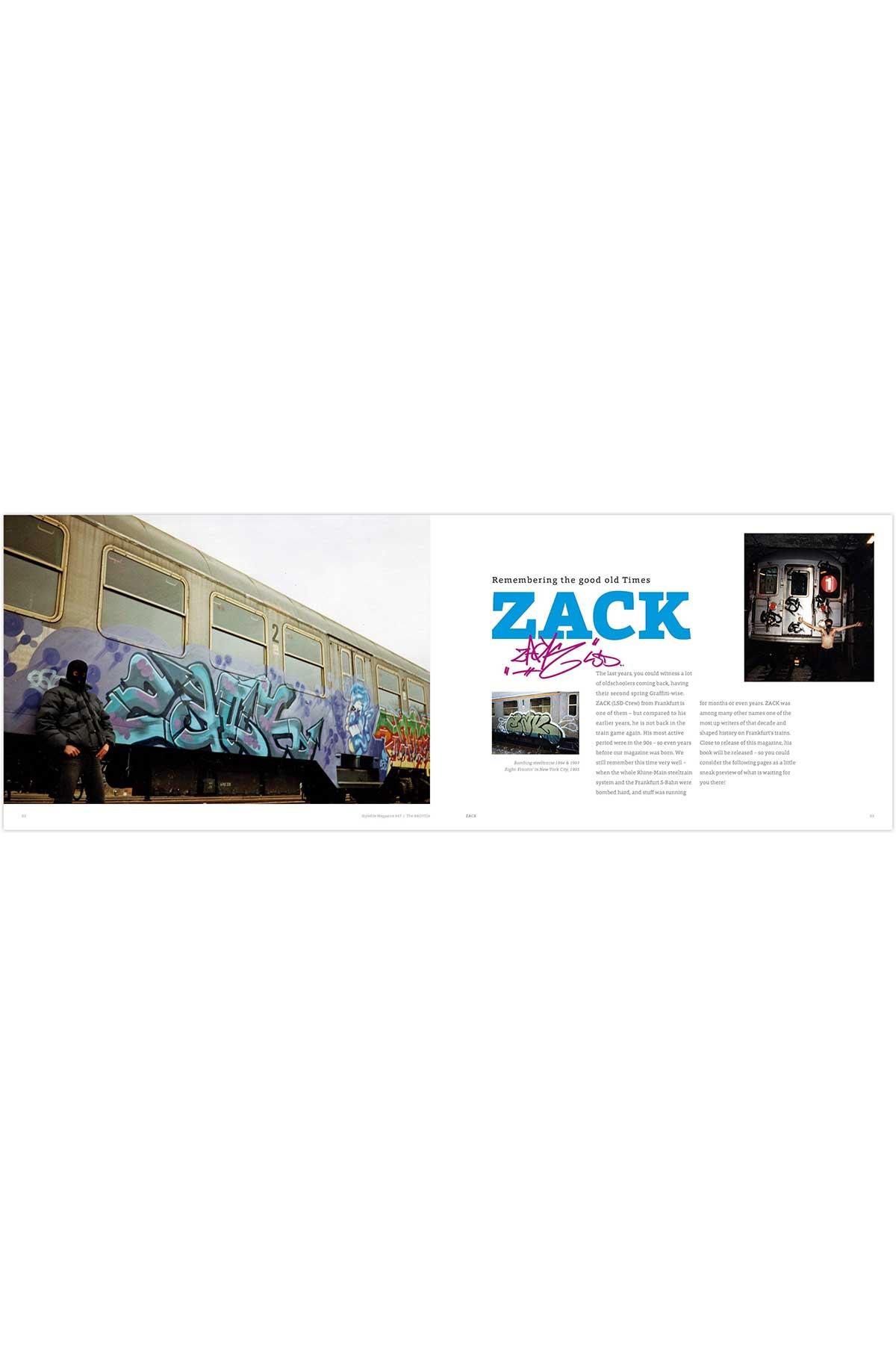 STYLEFILE Magazine 57