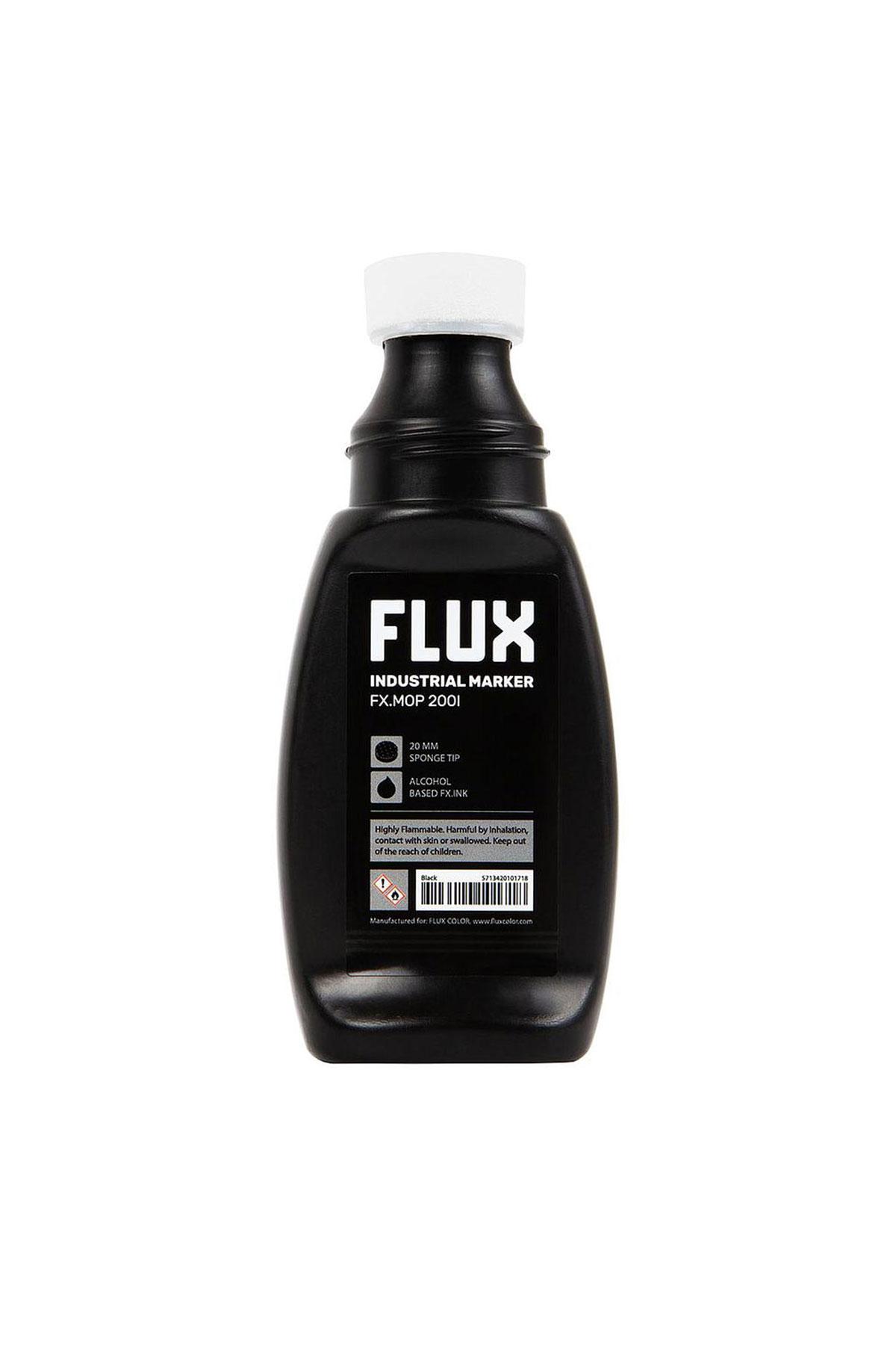 FLUX Industrial Mop 200mI - Screw Cap